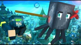 Squid Life - Minecraft Animation