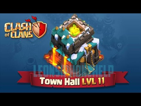 Clash Of Clans Town Hall Level 11 [First Look]