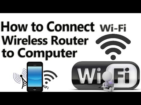 How to Make Your Home a wifi zone