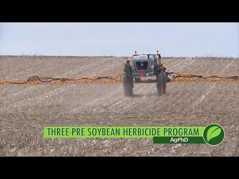Three Pre Program In Soybeans #1045 (Air Date 4-15-18)