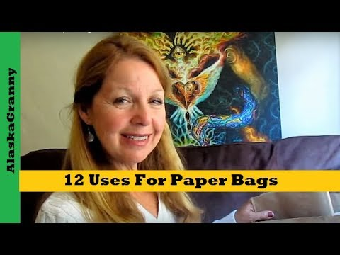 12 Uses For Paper Bags