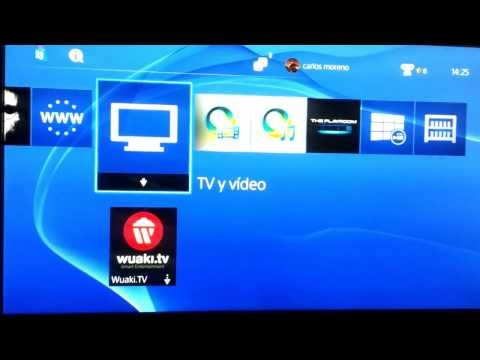 Como encender PlayStation 4 (PS4) y menús