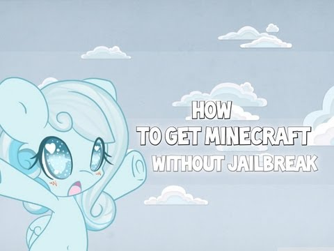 How to Get MineCraft Pocket Edition [Without Jailbreak][No PC]