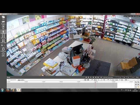 JET1OEIL - Solution logicielle de vidéosurveillance IP (VMS)