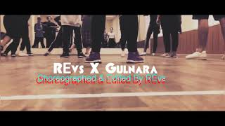 Mr. Eazi Pour Me Water || Choreography By RÉvs || ft. Gulnara || 2017 new || Dance