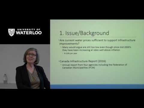 Water Seminar by Diane Dupont