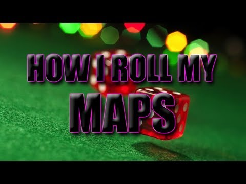 How I roll my maps! To Vaal or not to Vaal, Alchs + chisels!