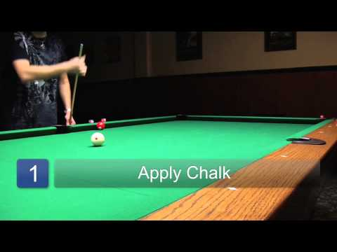 How to Put Spin on a Pool Ball