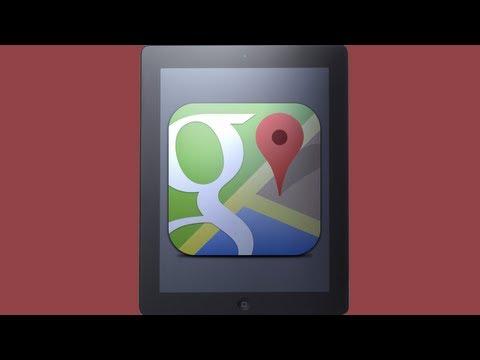 Offline Maps, Indoor Maps, iPad Maps: the new Google Maps