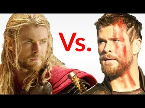 Thor's Haircut Signals Weakness? | Power & Symbolism of Hair