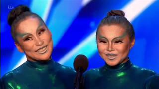 Angara Contortion Perform On Britains Got Talent 2017 HDTV [YOLO] [SKIPPYTV]