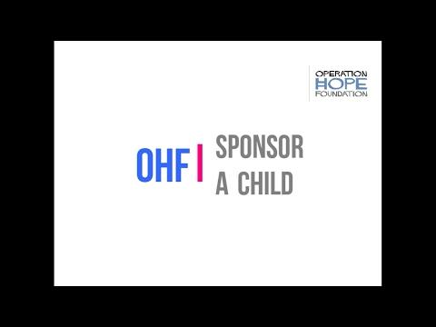 Sponsor A Child | OHF Child Sponsorship