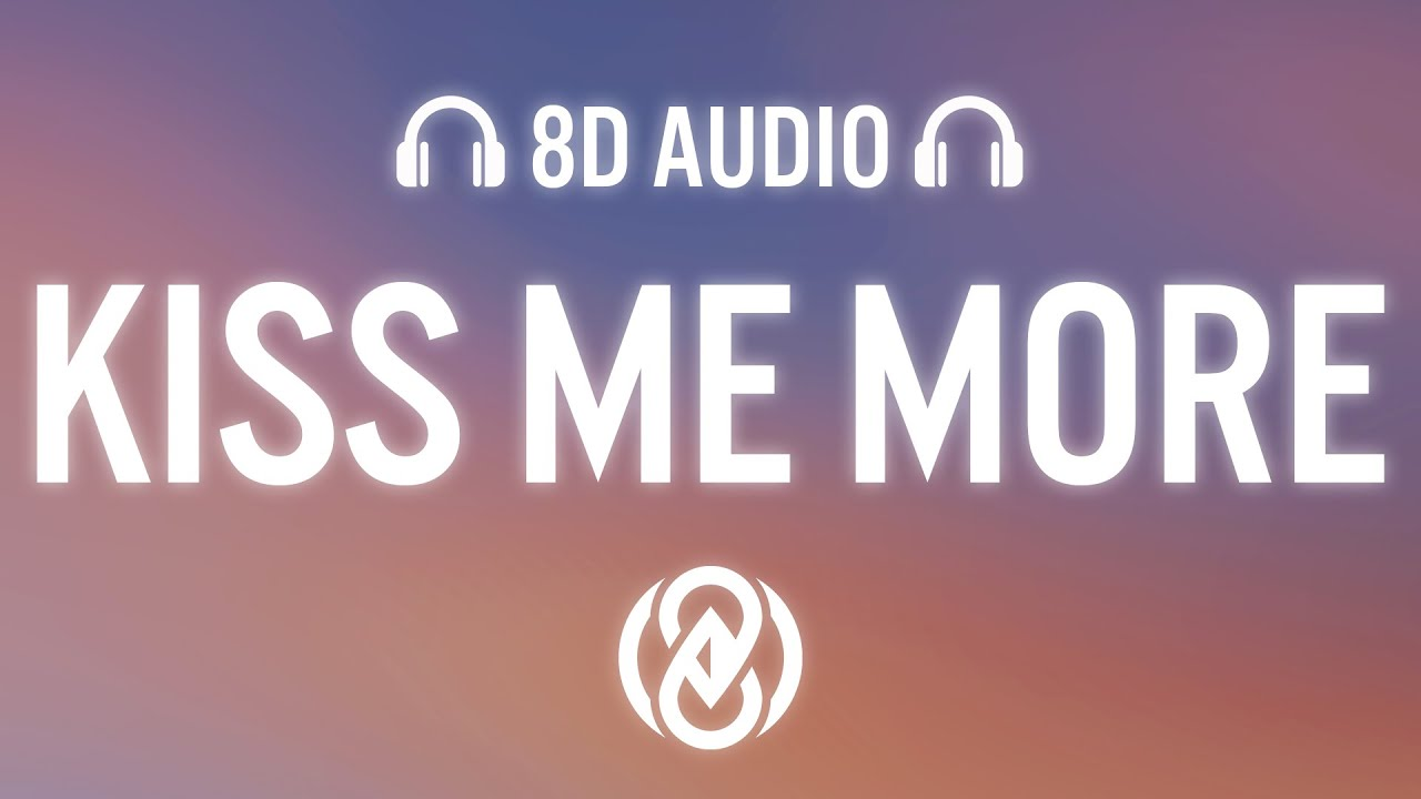 Download Doja Cat - Kiss Me More ft. SZA (Lyrics)   8D Audio 🎧 MP3 Gratis
