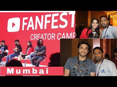 BB ki Vines,Technical Guruji, Mumbiker Nikhil - #YTFF Creator Camp Mumbai 2018 - Technical Guptaji