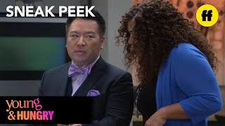 Young & Hungry | Season 5, Episode 4 Sneak Peek: Elliot Gets an Email from Josh's Dad | Freeform