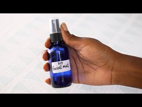 Soothing Rosewater Facial Mist