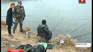 запрет в белоруссии на ловлю рыбы весной