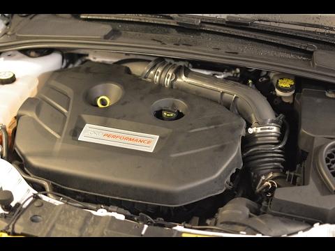 Focus RS Step Colder Spark Plug Upgrade PCV System and Checkup