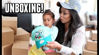 UNBOXING SURPRISE PACKAGES!!! -  ItsJudysLife Vlogs