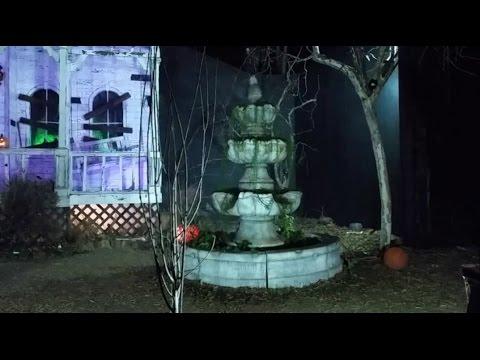 Spooky Foam Water Fountain - Halloween Prop - Part 2