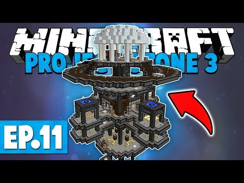 Minecraft Project Ozone 3 | NEW BASE & IMAGINARY TIME BLOCK