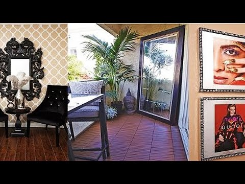 NEW! 8 EASY HOME DECOR IDEAS for RENTERS