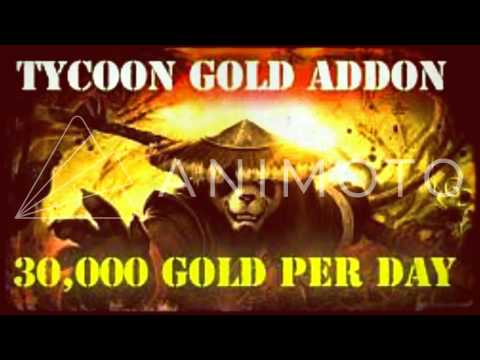 Wow Gold Guide 6.0.3 - 25,500 GOLD PER HOUR | NO FARMING | NO PROFESSIONS | HIT THE GOLD CAP  TYCOON