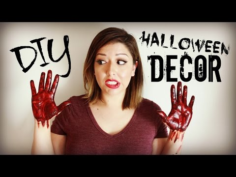 DIY Halloween Decor | Fun, Easy and Affordable!