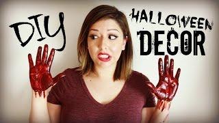 Diy Halloween Decor Fun Easy And Affordable