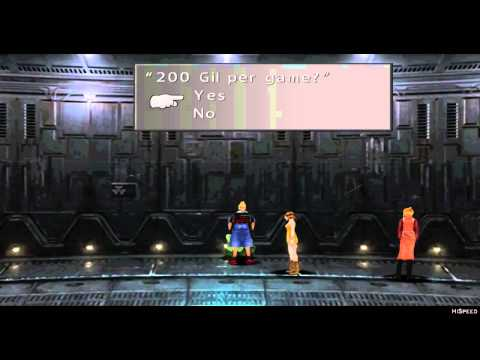 Final Fantasy VIII (8) Rosetta Stone Farming Method - PC Steam version with Mods