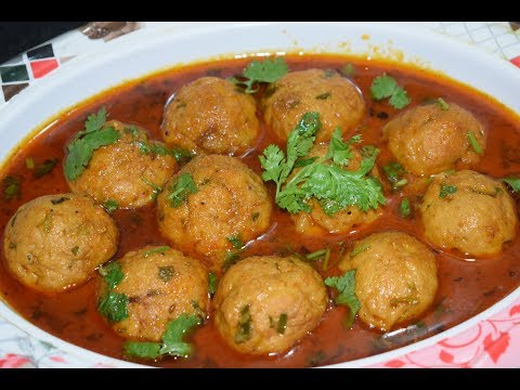 Chicken Kofta Curry || Restaurant Style || Very Delicious
