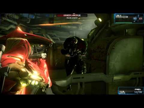 WarFrame Gameplay! 'HD'