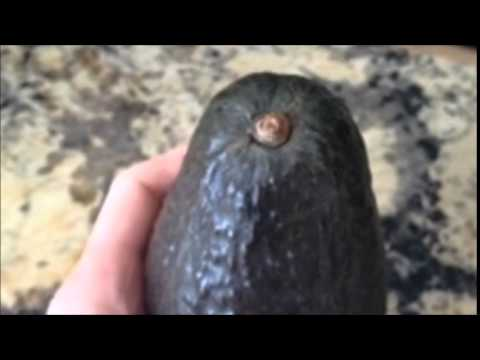 HOW TO PICK A GOOD AVOCADO IN 3 EASY STEPS
