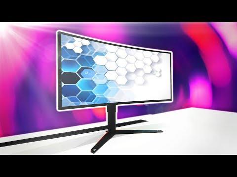 NEW LG 5K Ultrawide Monitor + LG gram and LG 4K Projector