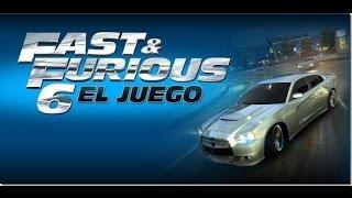 Descargar Fast & Furious 6: El Juego APK (Juego de acción y carreras para Android)