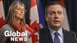 Coronavirus outbreak: Alberta confirms 2 new deaths from COVID-19, with 871 overall cases | FULL