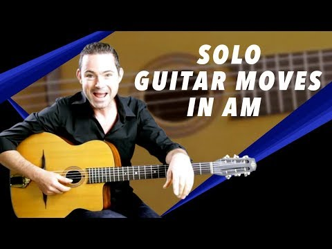 Solo Gypsy Jazz Guitar Moves In Am - Gypsy Jazz Guitar Secrets Lesson