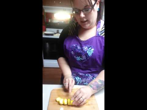 How to make fried squash!!