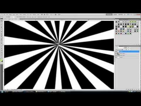 Photoshop Tutorials - Ep.2 - How to make a simple texture