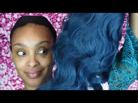 A SYNTHETIC Lace EAR TO EAR FRONTAL Wig For Under $40? I'M SHAKING! AND A GIVEAWAY! SHOPHAIRWIGS.COM