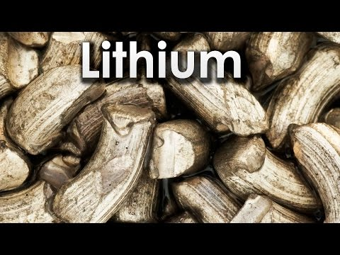 Lithium - The Lightest Metal on Earth