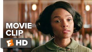 Hidden Figures Movie CLIP - Make You the First (2017) - Janelle Monáe