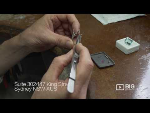 Baxter Jewellery Design a Jewelry Stores in Sydney selling quality Jewelry