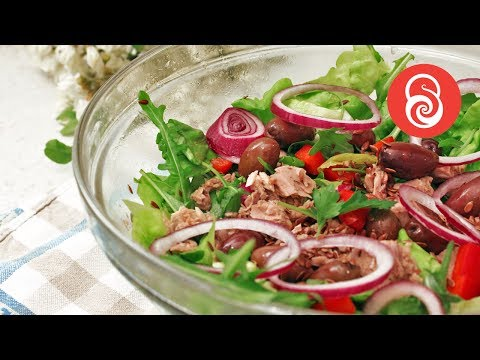 Tuna Salad Recipe | Healthy Salad Recipes