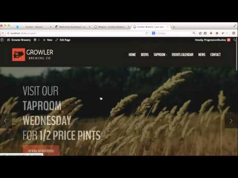 Growler Widgets:Newsletter