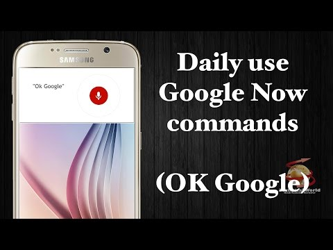 [Hindi] How to use OK google voice search