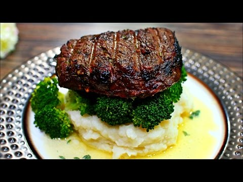 Herb Garlic Butter Filet Mignon Recipe (Perfectly Grilled Filet Mignon)