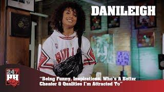 Danileigh - Inspirations, Who