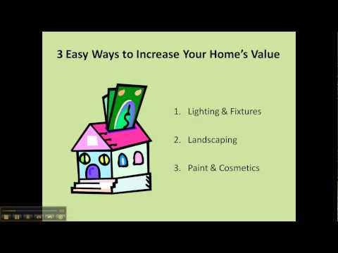 3 Ways To Improve Your Home's Value