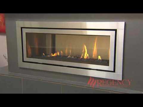 Regency Horizon HZ54 Modern Gas Fireplace